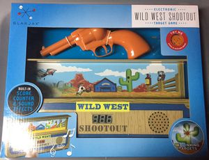 Wild west shootout just like at the big arcades for Sale in Saint Peters, MO