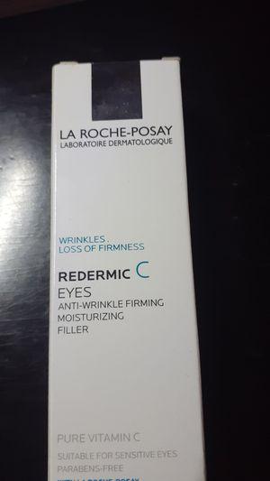 LA ROCHE-POSAY REDERMIC C EYES ANTI-WRINKLE FIRMING MOISTURIZING FILLER for Sale in Riverside, CA