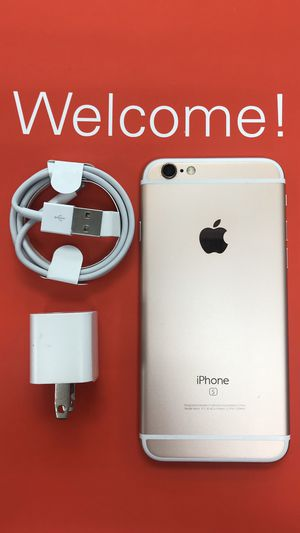 Factory Unlocked Iphone 6s 32GB. Excellent Condition. for Sale in Medford, MA