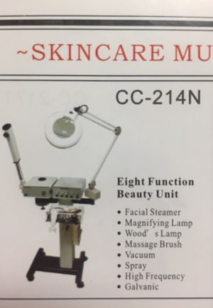 Eight Function Facial Machine for Sale in Santa Fe Springs, CA