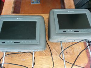 gryphon universal headrest displays for Sale in Payson, AZ