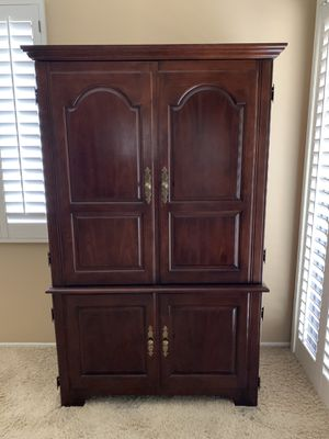Armoire Desk for Sale in Los Angeles, CA