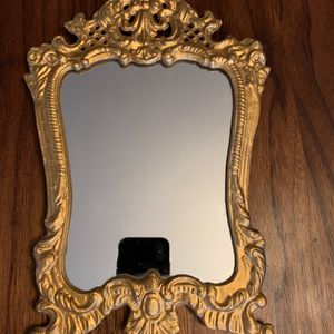 Antique Cast Iron Mirror for Sale in Tacoma, WA