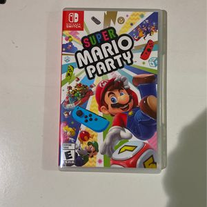 Super Mario Party // Nintendo Switch for Sale in Brooklyn, NY