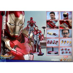 Hot Toys Iron Man Mark 47 Diecast for Sale in Los Angeles, CA