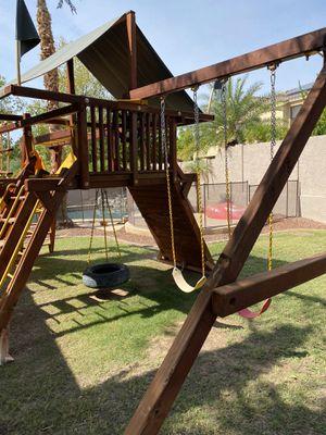 Rainbow Monster Swing Set for Sale in Phoenix, AZ