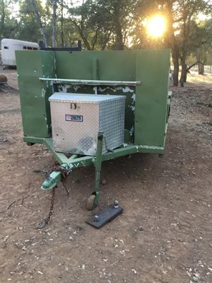 Utility trailer for Sale in Oroville, CA