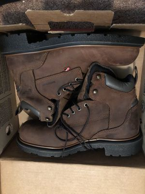 Redwing work boots size 8.5 EE. Fits a little big for Sale in Antioch, CA