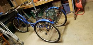 Meridian adult 3 wheel bike. Used maybe 10 times for Sale in Northumberland, PA