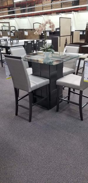 5 pc dining table set for Sale in West Covina, CA