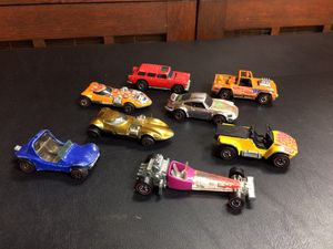 Vintage Hot Wheels Redlines from the 70's for Sale in San Jose, CA
