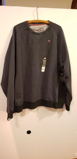 New Russell Premium Fleece Sweat Shirt - Size 2XL for Sale in Washington, DC