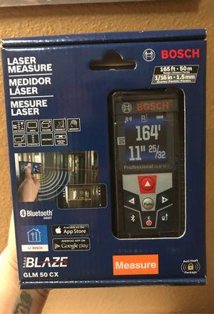 Bosch laser measure for Sale in Tulare, CA