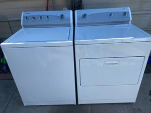 Washer And Gas Dryer Kenmore Heavy Duty SOIL LEVEL for Sale in Fontana, CA