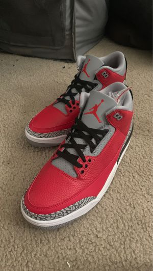 Air Jordan 3 Retro Size 12 MUST SEE for Sale in Daly City, CA