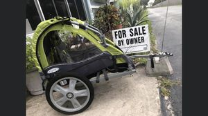 INSTEP CART TRAILER FOR BICYCLE 🚲 FOR SALE AS IS $100. OBO for Sale in MAGNOLIA SQUARE, FL