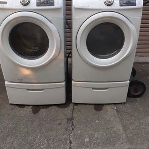 Samsung W/d for Sale in Charlotte, NC