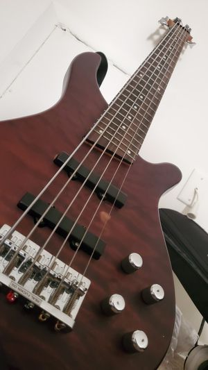 6 String Bass Guitar for Sale in District Heights, MD