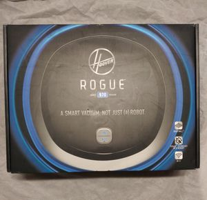 Hoover Rogue Robot 970 Vacuum for Sale in Riverside, CA