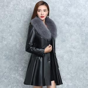 Leather and Faux Fur Coat (S) for Sale in Fort Worth, TX