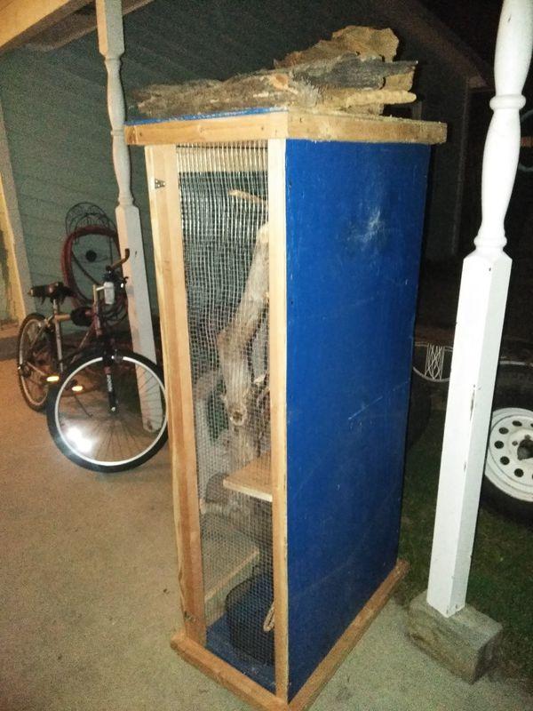 Reptile,bird, critter cage