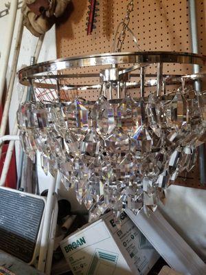 Z gallerie chandelier for Sale in Mesa, AZ