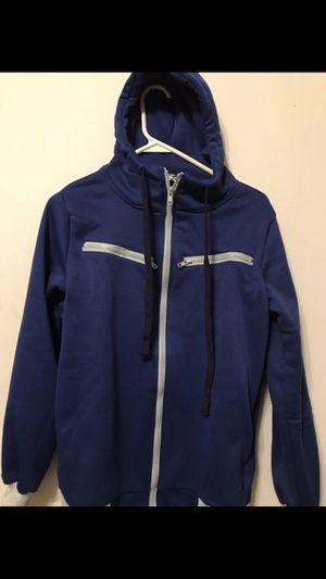 Men's small hoodie lightweight jacket for Sale in Chesterfield, MO