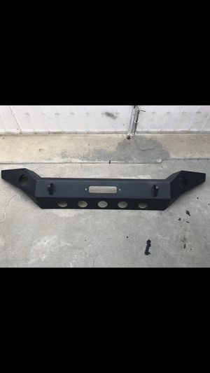 Jeep Wrangler Bumper for Sale in Sacramento, CA