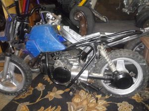 Yamaha 50 300 mini bike cash only. for Sale in Oklahoma City, OK