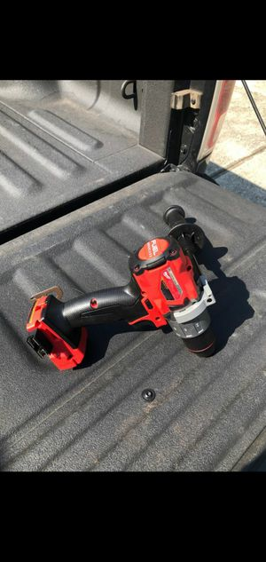 "Milwaukee M18 Fuel Brushless 1/2"" Hammer Drill. Tool only for Sale in Stockbridge, GA"