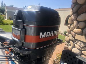 Mariner 50 hp outboard motor for Sale in Tustin, CA