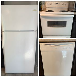 Frigidaire and whirlpool appliances for sale! for Sale in Charlotte, NC