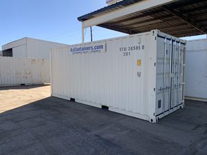 8'x20' Shipping Container with Fresh Paint! for Sale in Phoenix, AZ