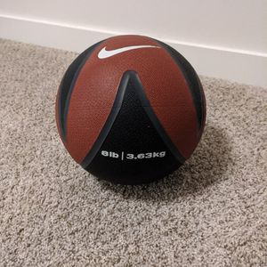 8 Lb Nike Exercise Ball for Sale in Seattle, WA