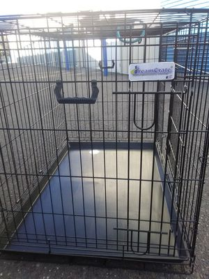 Dog cage crate extra large heavy-duty reliable clean safe and ready for immediate use new pick-up or delivery possible for Sale in Philadelphia, PA