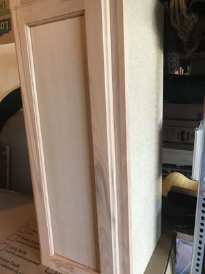 New oak 18 inch kitchen cabinet for Sale in Raleigh, NC