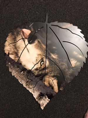 Wolf wall decor for Sale in Prineville, OR