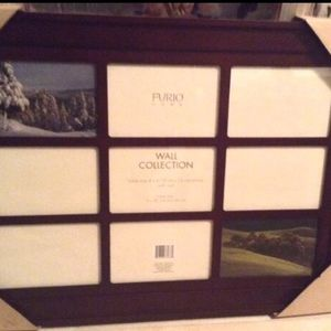 "New Furia picture Frame 16x 22"" hold 9...4x6"" photos for Sale in Fort Pierce, FL"
