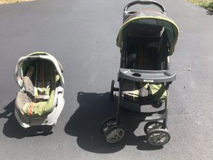 Graco Stroller & car seat base only for Sale in Plain City, OH