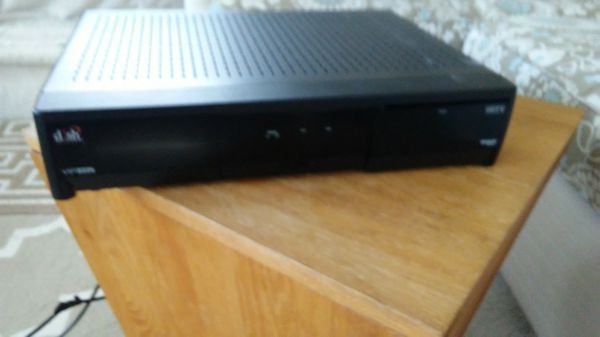 Dish network receiver