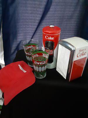Vintage Coca Cola Collection for Sale in Peoria, AZ