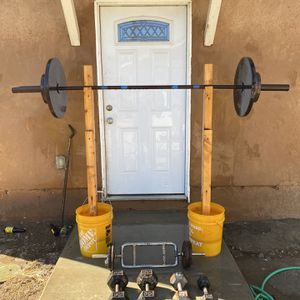 Weights For Sale! for Sale in Los Angeles, CA