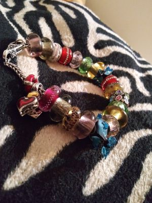 Pandora bracelet with Charms for Sale in Savannah, GA