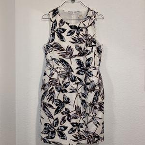 J. Crew leaf print dress for Sale in Cypress, CA
