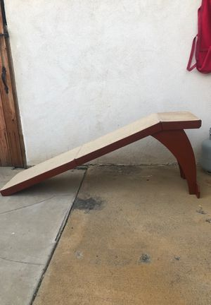Dog / small animal ramp for bed or couch for Sale in Riverside, CA