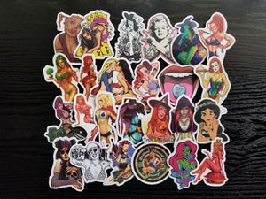 Devil Sexy Girl Waterproof Stickers 100pc for Sale in Torrance, CA