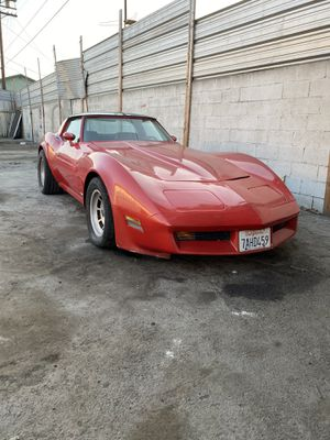 1980 Chevy corvette for Sale in Los Angeles, CA