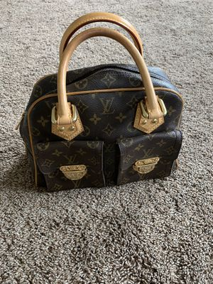 100% Authentic Louis Vuitton Manhattan PM for Sale in Portland, OR