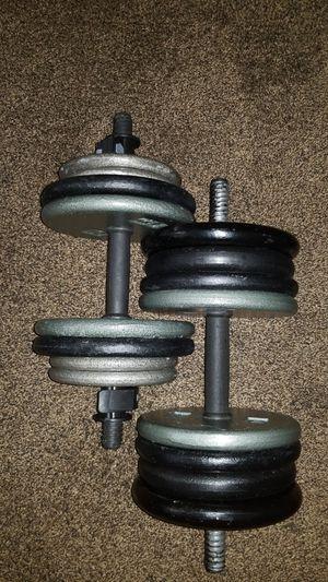 Adjustable weights for Sale in Salt Lake City, UT