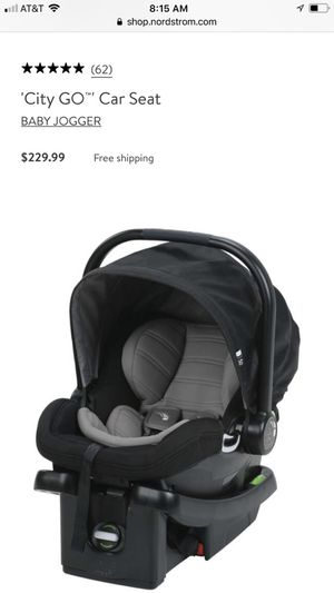City Go car seat brand new in a box never been touched or used ! for Sale in Meridian, MS